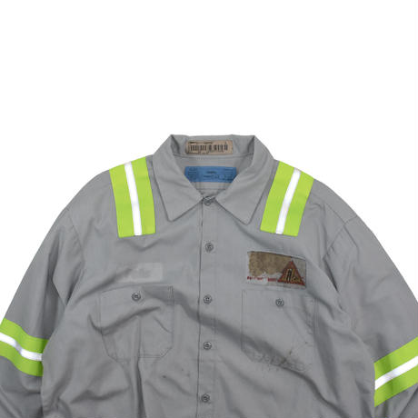 "USED ""CINTAS COMFORT FLEX"" WORK SHIRT"