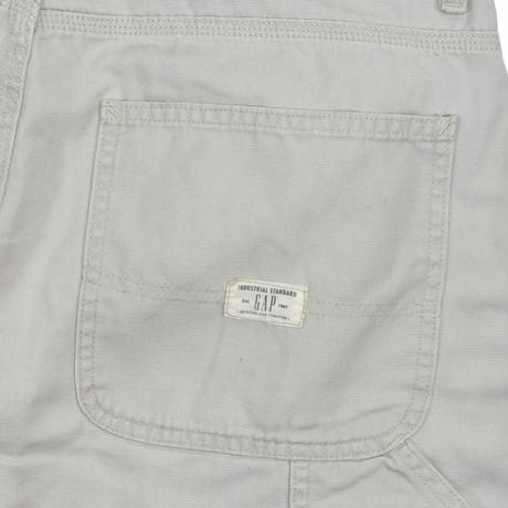 "USED ""GAP"" CARPENTER SHORTS"