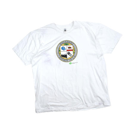 """USED """"DCA / MOVEMENT HIPHOP IN L.A."""" T-shirt"""