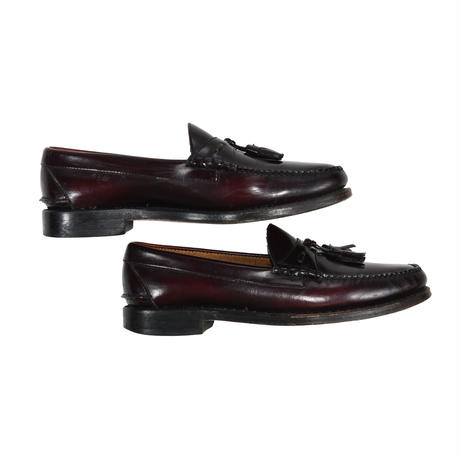 "USED ""JOHNSTON & MURPHY"" TASSEL LOAFER"