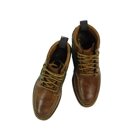 """USED """"2010 RAG AND BONE crafted by TIMBERLAND"""" LACE UP BOOT"""