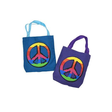 """ORIENTAL TRADING / PEACE MARK"" BAG"