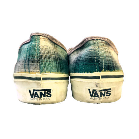 "VANS ""AUTHENTIC"" MADE IN U.S.A"