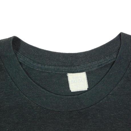 "VINTAGE 80'S ""PETER TOSH"" WORLD TOUR T-shirt"