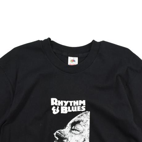 """USED 91'S""""RHYTHM & BLUES FOUNDATION"""" T-shirt"""