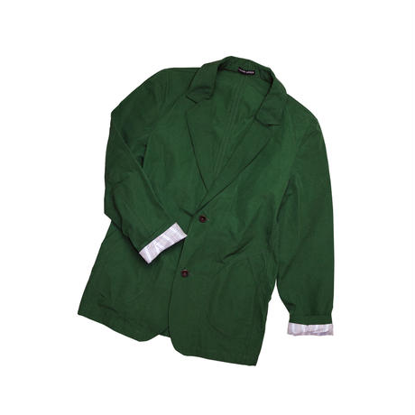 "USED ""FRANK LEDER"" COTTON TAILORED JACKET"