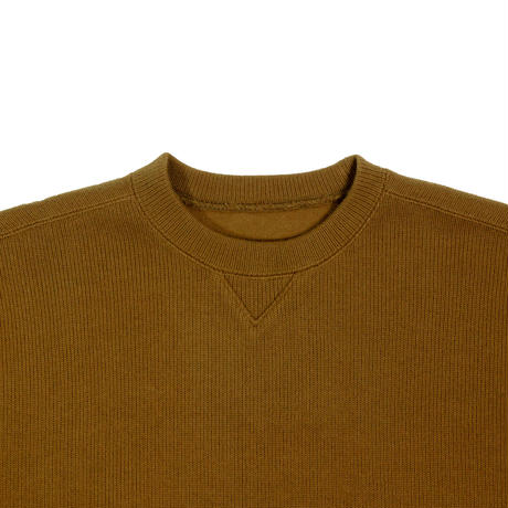 """NOROLL """"ATHLETIC KNIT SWEAT"""""""