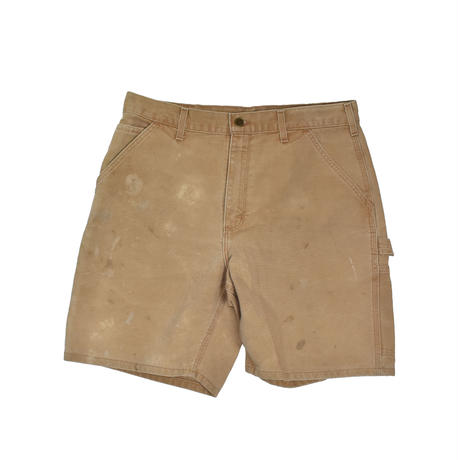 "USED ""CARHARTT"" WORK SHORTS"