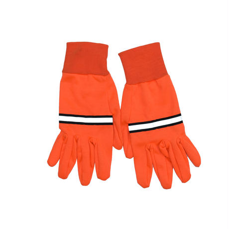 "USED ""HATCH RTG100"" REFLECTOR TRAFFIC GLOVES"
