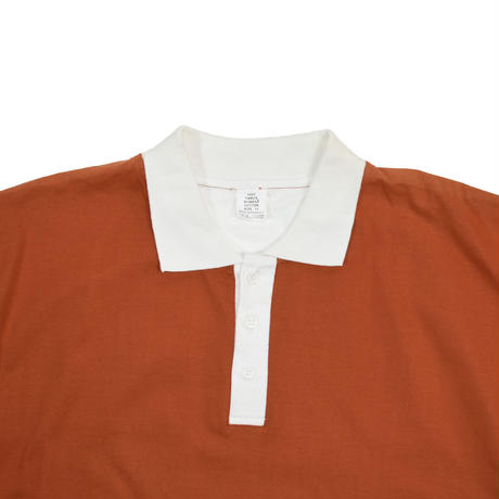 DEADSTOCK UNKNOWN POLO SHIRT