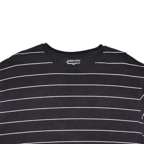 """USED """"ST.JOHN'S BAY"""" BOADER T-shirt"""