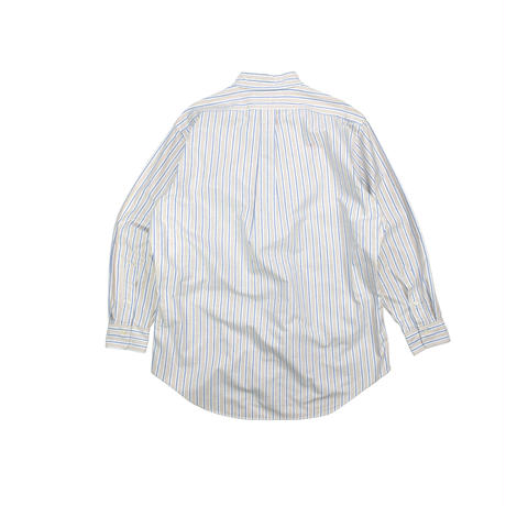"USED ""POLO RALPH RAUREN"" STRIPE B.D. SHIRT"