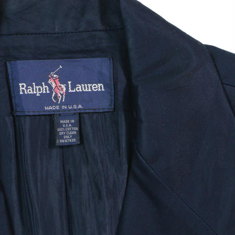 "USED ""POLO RALPH LAUREN"" BLAZER"