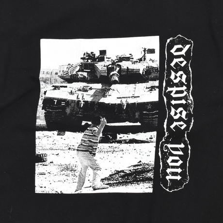 "USED ""DESPISE YOU"" T-shirt"