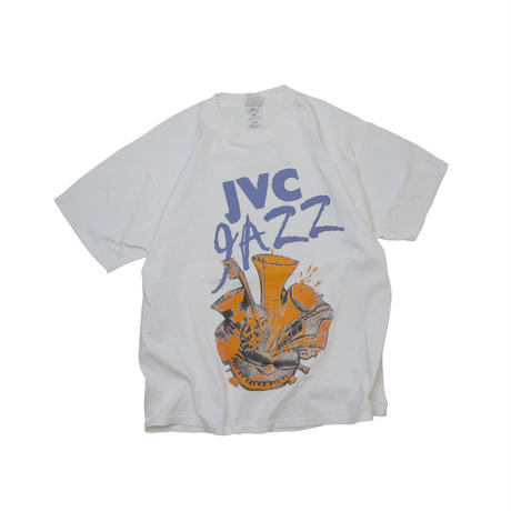 """JVC JAZZ"" USED T-shirt"