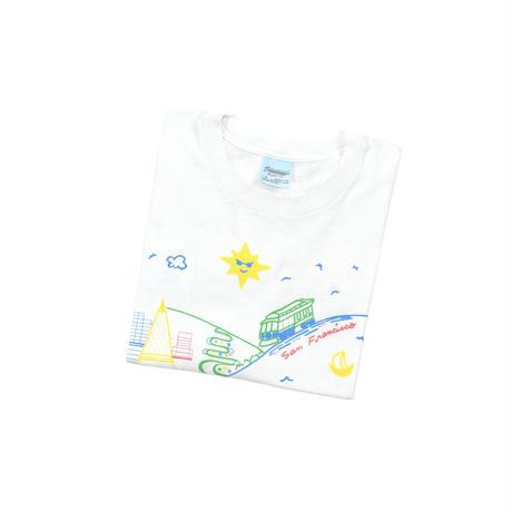 "USED 80'S ""SAN FRANCISCO""T-shirt"