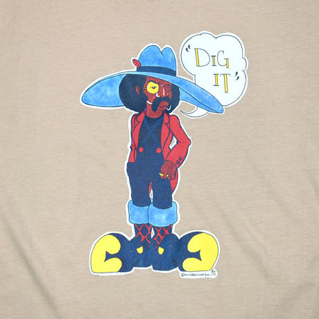 """VINTAGE """"DIG IT"""" T-shirt"""
