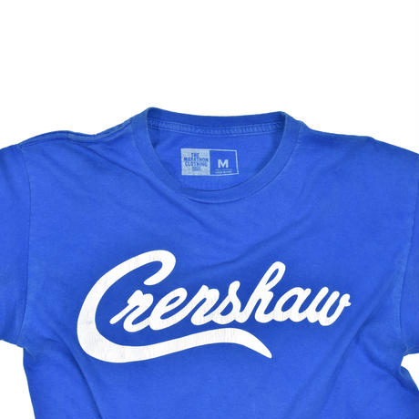 "USED ""THE MARATHON CLOTHING / CRENSHAW"" T-SHIRT"