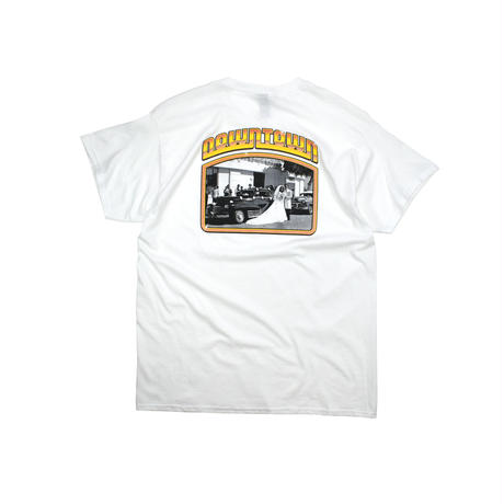 """""""DOWNTOWN"""" &""""CASH FOR BOOKS"""" T-shirt"""
