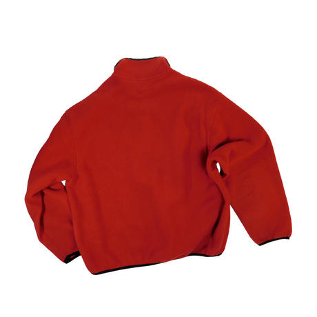 "USED ""WOOLRICH"" POLARTEC HALF BUTTON FLEECE"