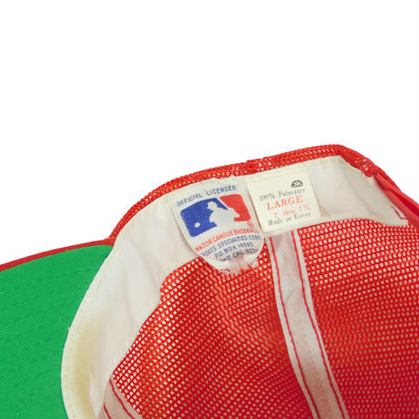 "USED ""CINCINNATI REDS"" MESH CAP"