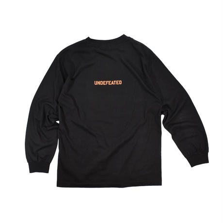 "USED ""UNDEFEATED"" L/S T-shirt"