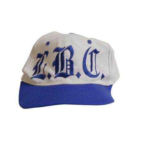 USED LONG BEACH CITY SNAP BACK CAP