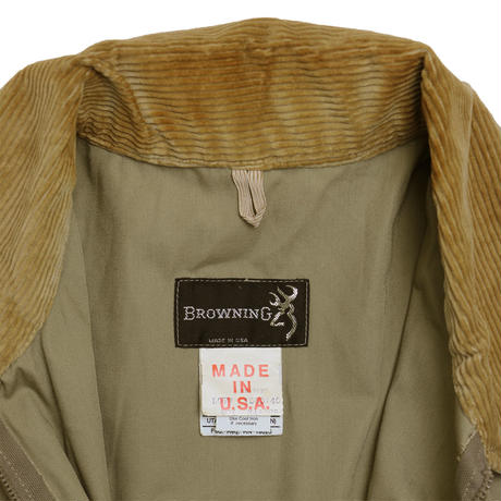 "USED ""BROWNING"" HUNTING JACKET"
