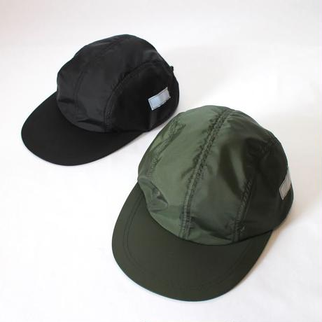 NYLON LONG BILL CAP Made by NOROLL