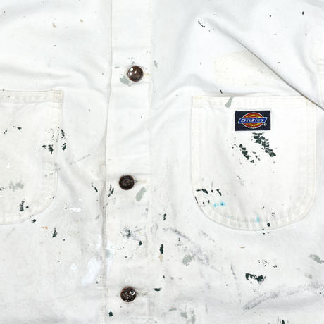 """USED """"DICKIES"""" COVERALL JACKET"""