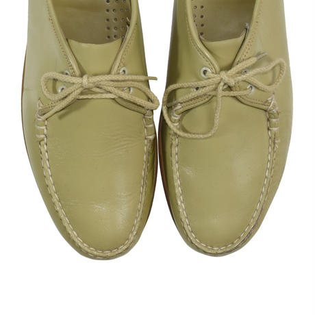 "USED 70'S ""SPERRY TOP-SIDER"" CAPTAINS OX"