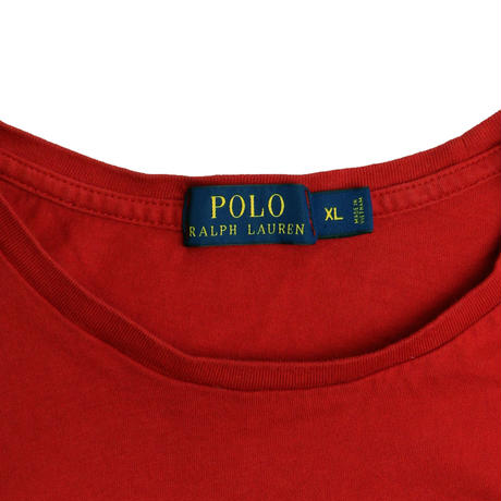 "USED ""POLO SKI / TEAM 67"" LONG SLEEVE T-SHIRTS"