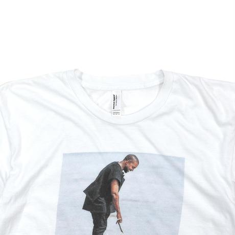 """USED """"KANYE WEST"""" T-shirt"""