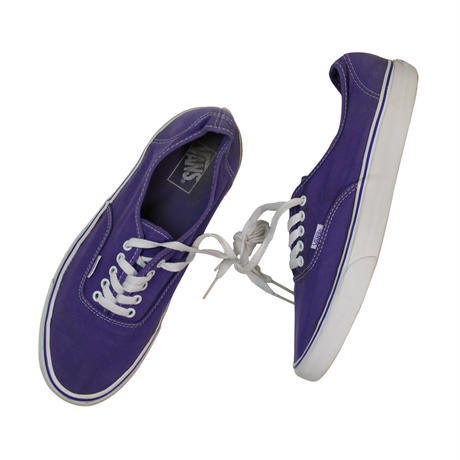 VANS AUTHENTIC USED