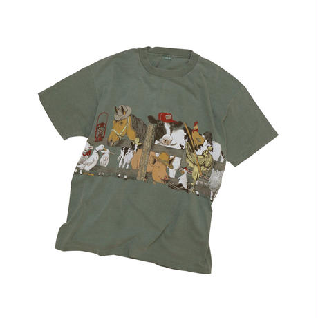 UNKNOWN ANIMAL T-shirt