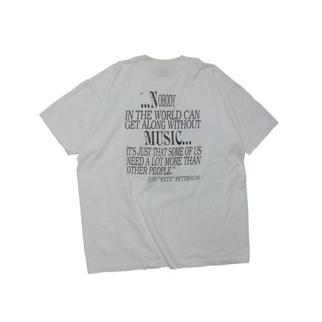 UNKNOWN MUSIC Tshirts
