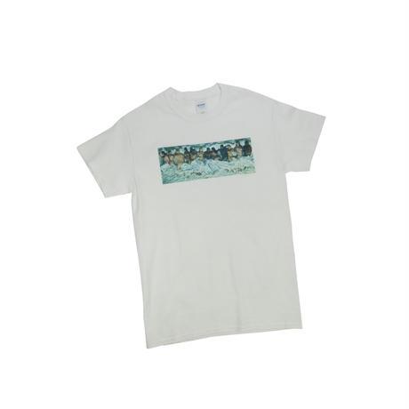 """USED """"KANYE WEST / FAMOUS"""" BOOTLEG T shirts"""