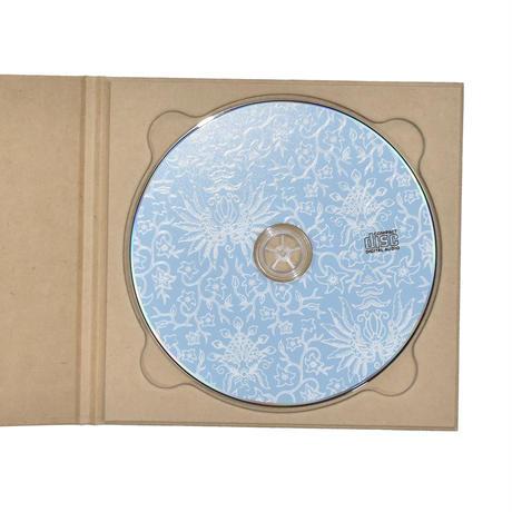 """rajabrooke MIX CD """"DUA"""""""
