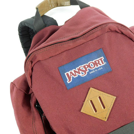 "USED 90'S ""JANSPORT"" BACK PACK"