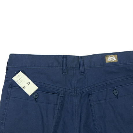 "80'S DEAD STOCK ""LEE CASUALS"" RELAXED FIT COTTON PANTS"