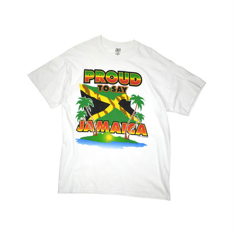 """USED """"IRIE VIBES"""" T-shirt"""