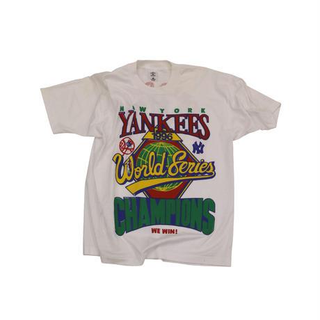 VINTAGE 1996 WORLD SERIES NY YANKEES Tshirts