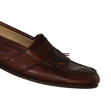 "USED ""COLE HAAN"" KILTIE LOAFER"