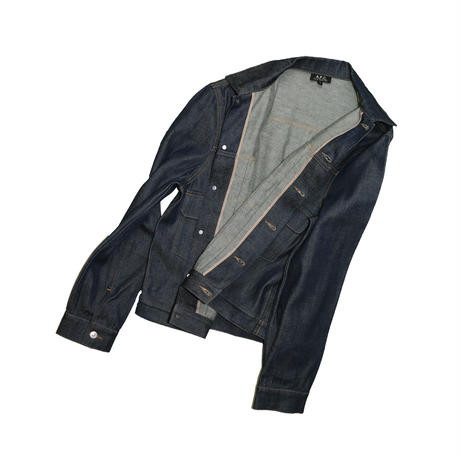 "USED ""A.P.C"" DENIM JACKET"