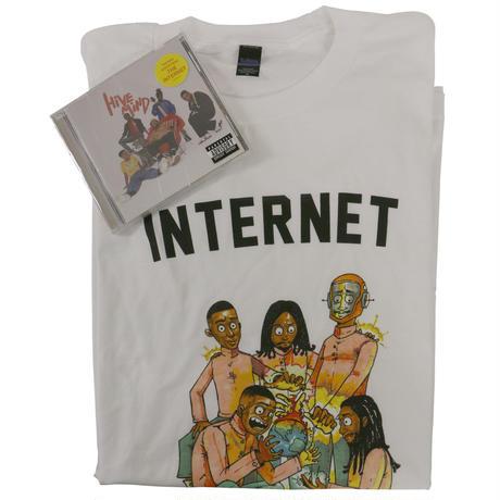 "THE INTERNET ""HIVE MIND"" MERCHANDISE T-shirt"