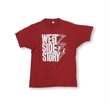 80'S WEST SIDE STORY VINTAGE Tshirts