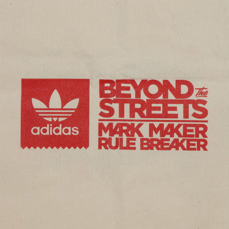 "BEYOND THE STREET ""MARTHA COOPER TOTE BAG"" by ADIDAS"