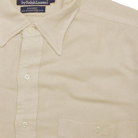"USED ""POLO RALPH LAUREN"" SILK SHIRT"