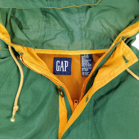 """USED """"GAP"""" ANORAK BUTTON UP PARKA"""