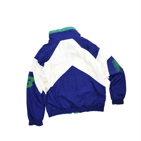 "USED ""90'S NEW BALANCE"" NYLON JACKET"